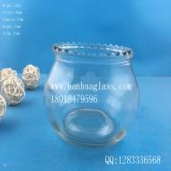 250ml Mini glass fish tank
