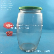 750ml can glass bottle