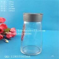 100ml pepper glass bottle