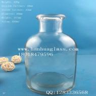 500ml export glass wine bottle
