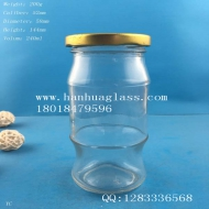 240ml can glass bottle